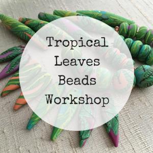 Tropical Leaves Online Workshop