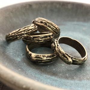 Bronze Branch Ring