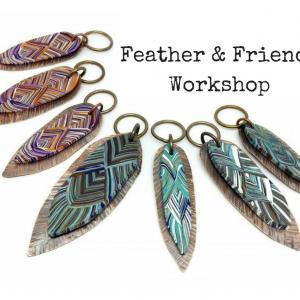 Feathers & Friends Online Workshop