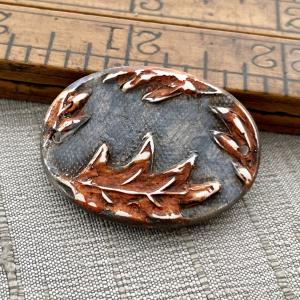 Falling Leaves Bracelet Connector -