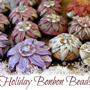 Holiday Bonbon Beads Online Workshop