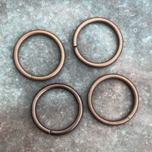 Large Brass Jump Ring 15mm