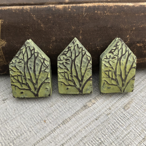 New Growth Branches House Bead