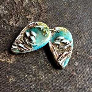 Nest Vignette Earring Charms