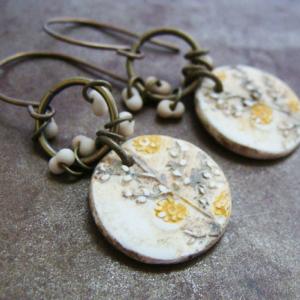 Spring Forest Earrings