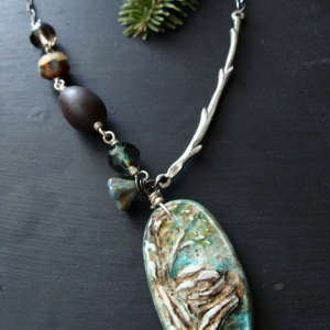 Tree Top Necklace