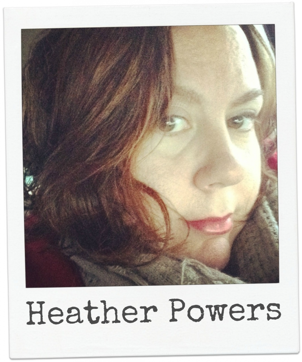 Hello World! I'm Heather Powers, the artist behind Humblebeads