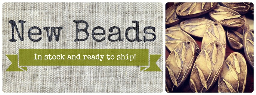 Shop for new & ready to ship beads in Humblebeads Bead Shop