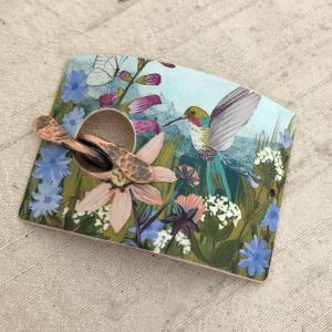 Hummingbird Bracelet Toggle