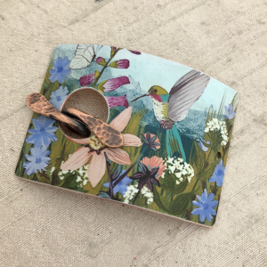 Hummingbird Bracelet Toggle