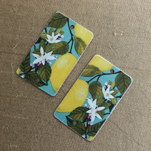 Limoncello Earring Charms