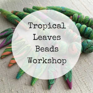 Tropical Leaves Online Workshop