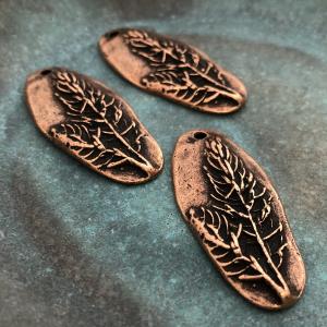 Denali Pendant Antique Copper