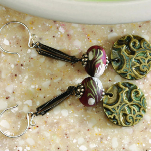 Lily Garden Earrings