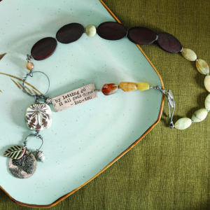 Letting Go Necklace