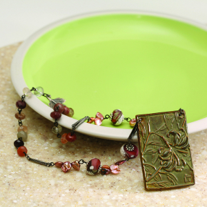 Lily Garden Necklace
