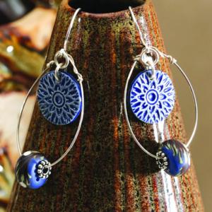 Seek Wisome Earrings