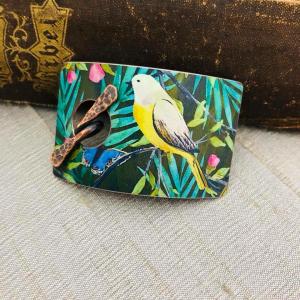 Wild Bird Bracelet Toggle