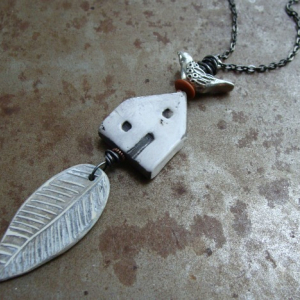 The Long Way Home Pendant