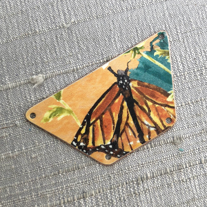 Monarch Geo Pendant