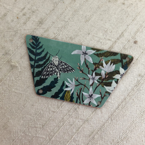 Forest Floor Geo Pendant