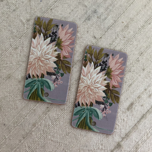 Dahlia Earring Charms