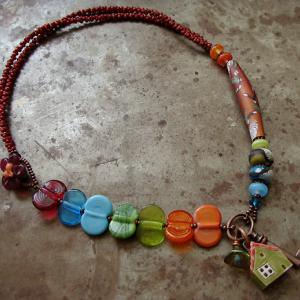 Joyful Home Necklace