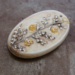 Tiny Flowers Pendant