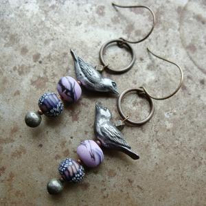 Totem Earrings