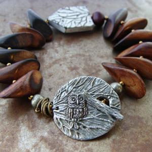 Winter Forest Bracelet