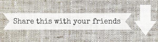Like It, Tweet It, Pin It, & Share It!